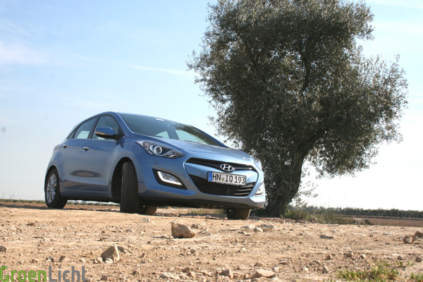 Hyundai i30 test