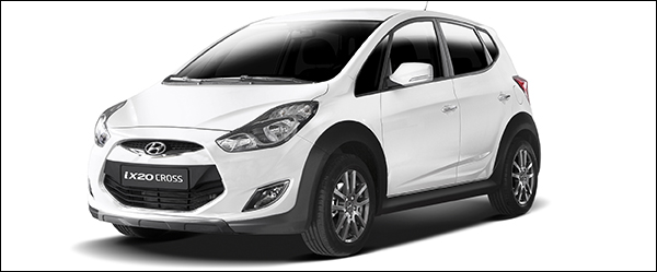 Officieel: Hyundai ix20 Cross