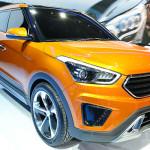 Hyundai ix25 Concept - crossover