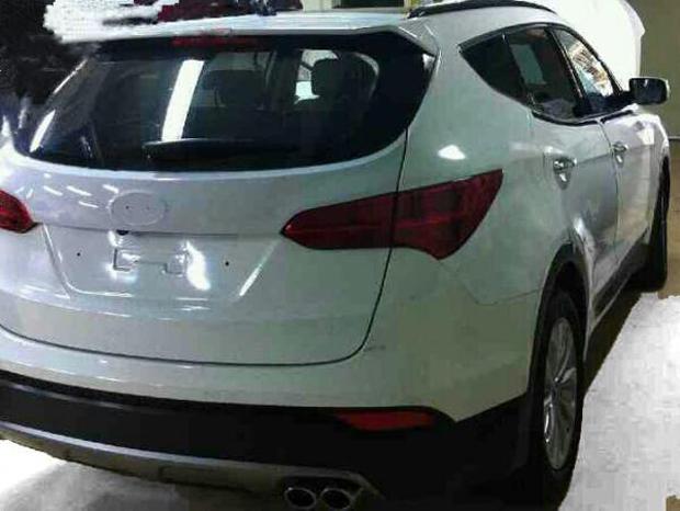 Hyundai ix45 2013