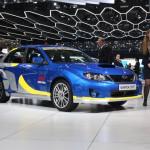 Autosalon Geneve 2013 - Subaru
