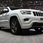 Autosalon Geneve 2013 - Jeep