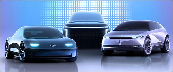 IONIQ wordt Hyundai's zuiver elektrisch submerk (2020)