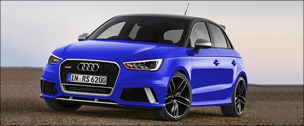 Bummer! Audi RS1 komt er niet