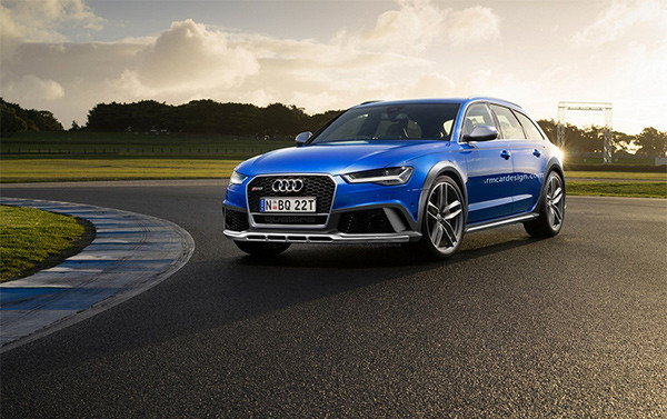 Preview: Audi RS6 Allroad