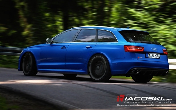 Audi RS6 2013 Preview
