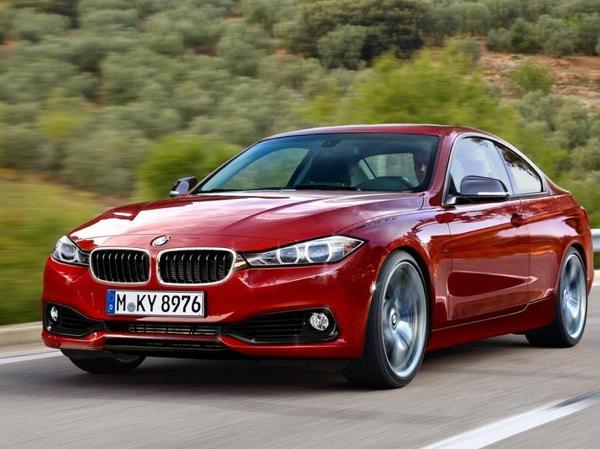 Impressie BMW 4-Reeks Coupe 2013