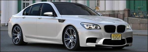 Impressie BMW M7