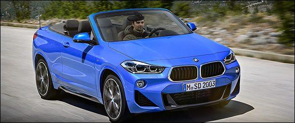 Preview: BMW X2 Cabrio (2019)