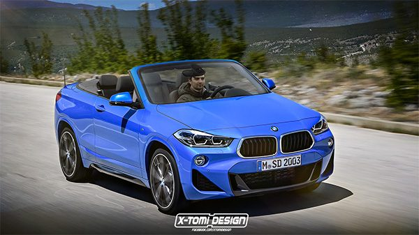Preview Bmw X2 Cabrio 2019 Groenlicht Be