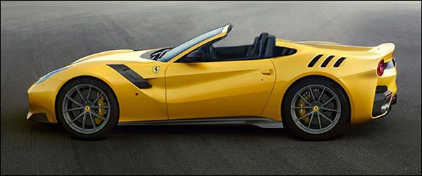 Impressie: Ferrari F12tdf Aperta