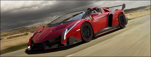 Impressie: Lamborghini Veneno Roadster
