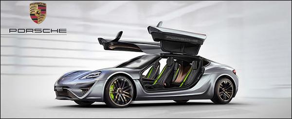 "Impressie: Porsche Panamera Coupé ""Gran Lusso"" Concept - Daniele-Pelligra"