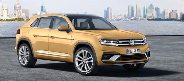 Impressie: Volkswagen Tiguan 2015