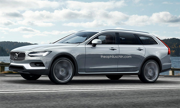 Impressie: Volvo V90 Cross Country (2017)