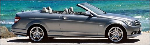 Mercedes C-Klasse Coupé AMG