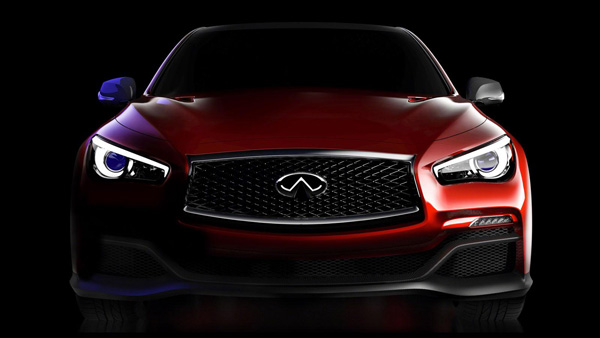 Infiniti Q50 Eau Rouge Preview