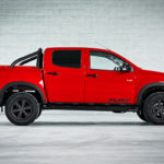 "Officieel: Isuzu D-Max ""Fury"" Limited Centennial Edition"