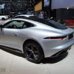 Autosalon Brussel 2017 live: Jaguar (Paleis 6)