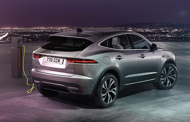 Officieel: Jaguar E-Pace P300e plug-in hybride (2020) | GroenLicht.be GroenLicht.be