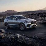 Officieel: Jaguar F-Pace SVR (2018)