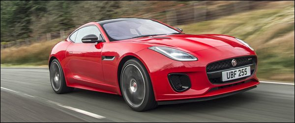 Officieel: Jaguar F-Type 2.0i [300 pk / 400 Nm]