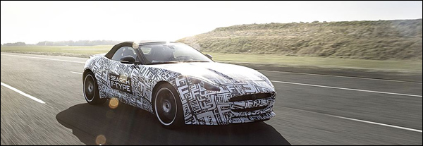 Jaguar F-Type 2013