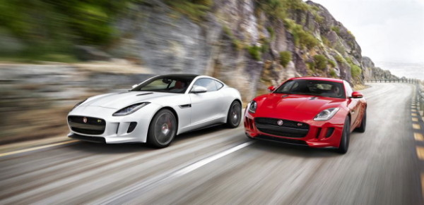Jaguar F-Type Coupe 2013 3
