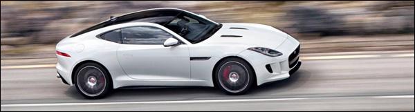 Jaguar F-Type Coupe 2014