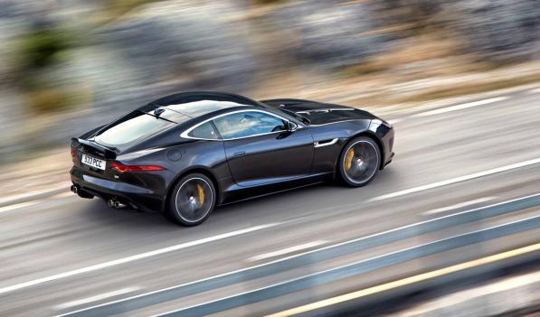 Jaguar F-Type Coupe 3