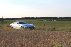 Jaguar F-Type Coupe V6 S - Rijtest 23