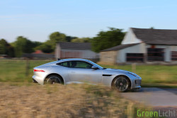 Jaguar F-Type Coupe V6 S - Rijtest 24