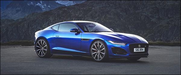 Officieel: Jaguar F-Type (2019)