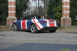 Jaguar F-Type Union Jack