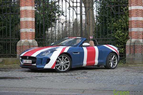 Jaguar F Type Coupe >> Rijtest: Shaguar F-Type | GroenLicht.be