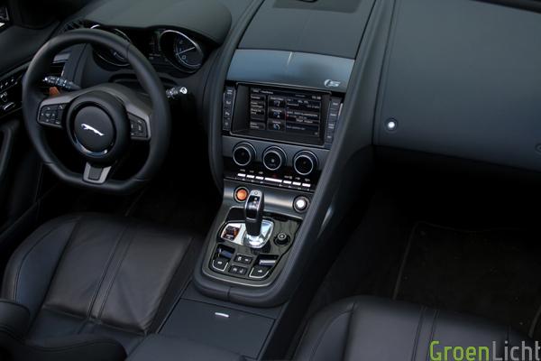 Jaguar F Type S >> Rijtest & Video: Jaguar F-Type S | GroenLicht.be