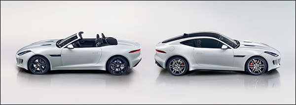 First World Problems: Jaguar F-Type Coupé of Cabrio?