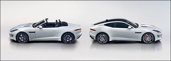 First World Problems: Jaguar F-Type Coupé of Cabrio?