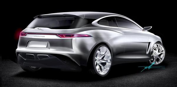 Jaguar FWD Compact Car