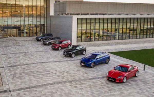 Jaguar Land Rover opent fabriek in Slowakije