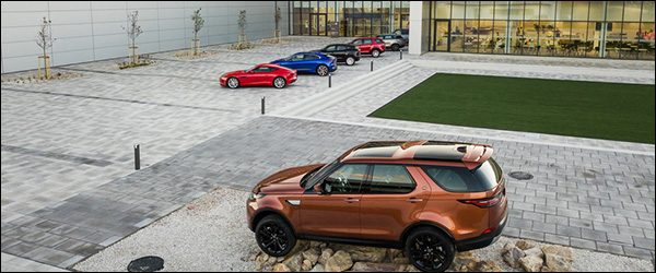Jaguar Land Rover opent fabriek in Slowakije