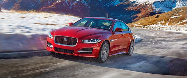 Jaguar XE krijgt vierwielaandrijving [XE 2.0D AWD - 180 pk]