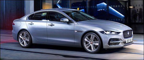 Officieel: Jaguar XE update (2019)