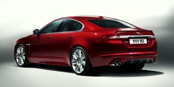 Jaguar XF 2012 R-S