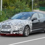 Jaguar XF Facelift 2012