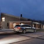 Jaguar XF Sportbrake 2012 5