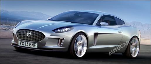 Jaguar Concept hybride Parijs 2010