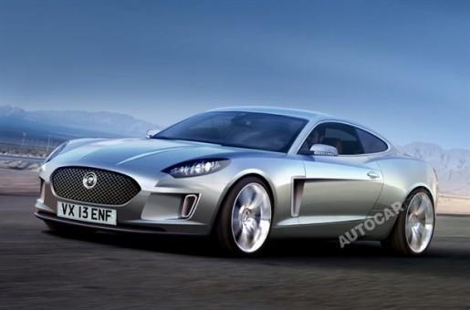 Jaguar Concept Parijs