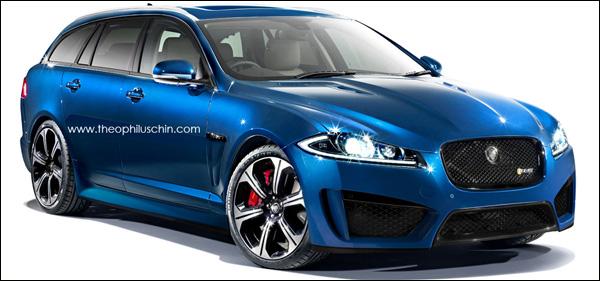 Jaguar XFR Sportbrake