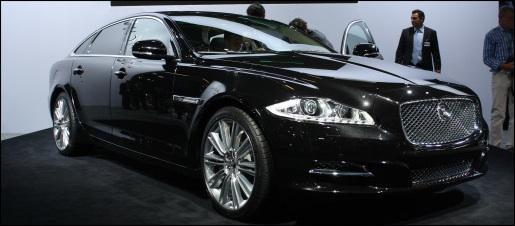 Jaguar XJ IAA AUtosalon